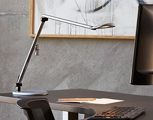Workrite Ergonomics Astra 3 Double Arm Table BaseTask Light, AST3-DA-WOB-S by Workrite Ergonomics (Image #1)