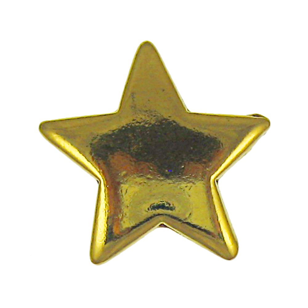 Star Gold Lapel Pin - 100 Count