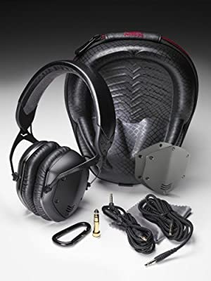 V-MODA Crossfade LP2 Vocal Limited Edition Over-Ear Noise-Isolating Metal Headphone