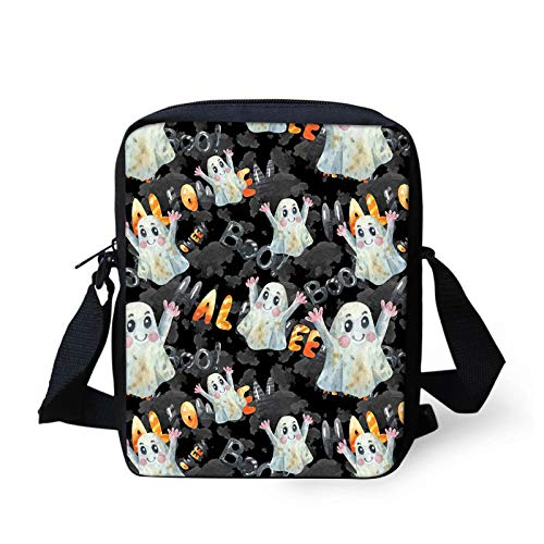 Zipper Purse Kids Crossbody Shoulder Men Women Bag Halloween Sling Style Pattern Bags Bigcardesigns 24 Messenger Mini wgzfqxYzI