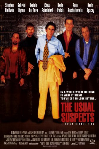 Usual Suspects The  - 11 x 17  - Style A
