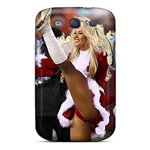 Perfect Fit JmGwo1677YIDAp Kansas City Chiefs Cheerleaders Team S Case For Galaxy - S3