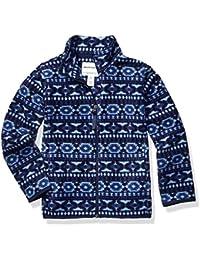 Boy's Full-Zip Polar Fleece Jacket