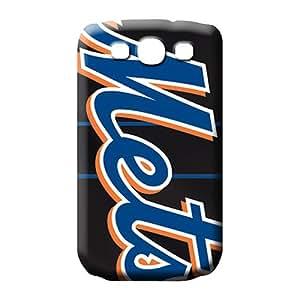 samsung galaxy s3 Shatterproof PC For phone Fashion Design mobile phone back case new york mets mlb baseball