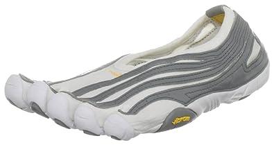 newest 34d21 6edc9 Vibram FiveFingers Jaya LR White Grey 38 Womens Shoes