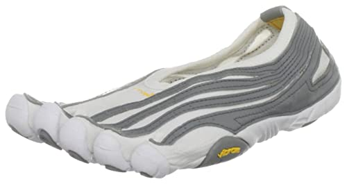best sneakers de171 18dea Vibram Five Fingers Jaya LR, Zapatillas para Mujer, White Grey, 39 EU