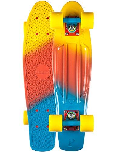 "PENNY Canary Original 22"" Skateboard, Multi"