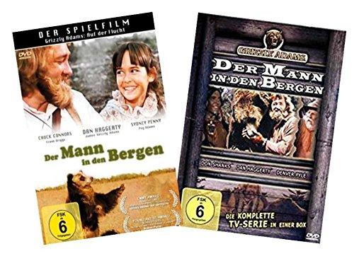 Der Mann in den Bergen - Die komplette Serie (Season 1-5 inkl. Spielfilm) [11 DVDs]
