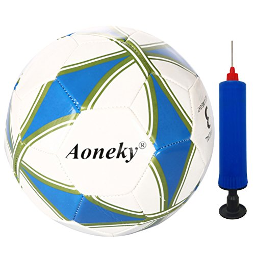 Aoneky Traditional Soccer Ball with Pump – DiZiSports Store