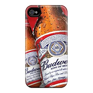 Iphone 6plus OTT15816AMeV Customized Stylish Budweiser Beer Skin Protective Hard Phone Cases - PamelaSmith
