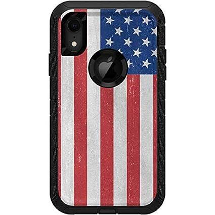 Amazon.com: Skinit Distressed American Flag OtterBox ...