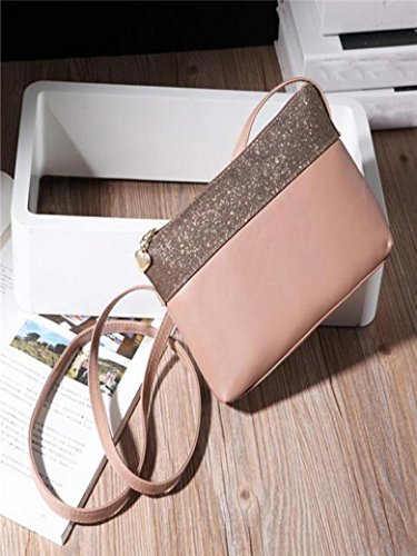 Messenger Satchel Bags Khaki Shoulder Handbag Purse Leather Women Nevera Clearance Khaki Bag 4wa86Tq