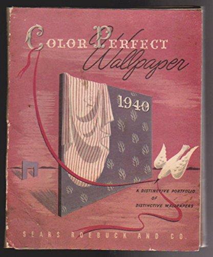 Portfolio Wallpaper - Color Perfect Wallpaper 1940 : A Distinctive Portfolio of Distinctive Wallpaper