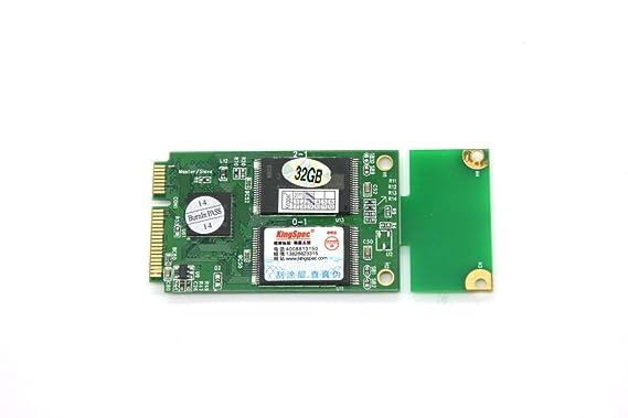 KingSpec - Disco duro SSD para Dell Mini 9 Inspiron 910 (PATA ...
