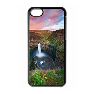 Iphone 5C Water Phone Back Case DIY Art Print Design Hard Shell Protection TY033841