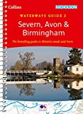 Severn, Avon & Birmingham (Collins Nicholson Waterways Guides)