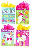 DDI 2132021 Medium Sweet Easter Matte Gift Bags - Case of 180