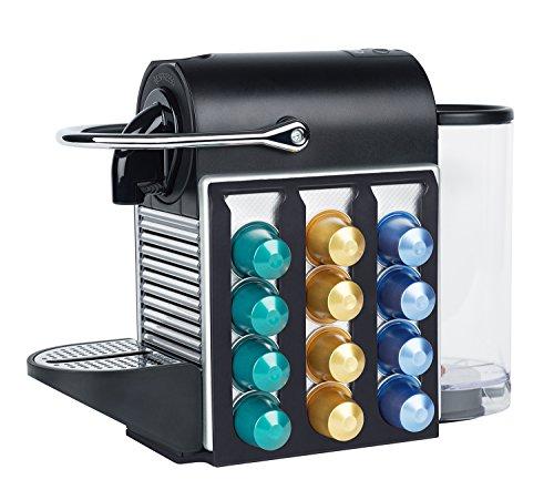 U-CAP, el portacápsulas/dispensador de cápsulas para Nespresso® PIXIE / PIXIE CLIPS