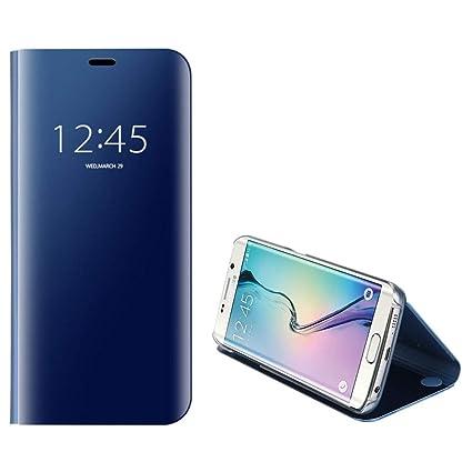 Funda para Samsung Galaxy S6 Edge, Anfire Piel Carcasa de ...