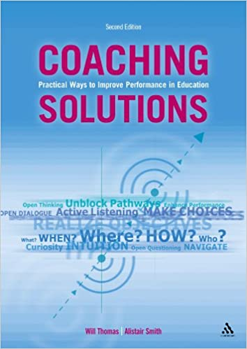 Book Coaching Solutions: Practical Ways to Improve Performance in Education