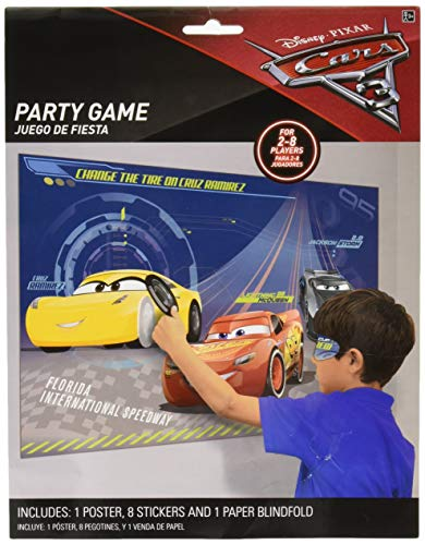 Cheap Disney Cars Party Supplies (Amscan 271763 Cars 3 Party)