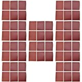 60 Sandpaper 1/4 Sheets for Palm Sanders - Includes 20 of 60 Grit, 20 of 100 Grit, and 20 of 240 Grit by SciencePurchase
