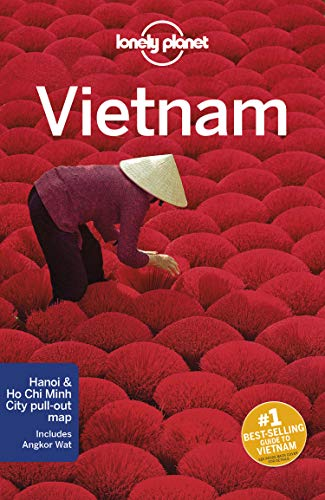 Lonely Planet Vietnam (Travel Guide) (Best Of Ho Chi Minh)