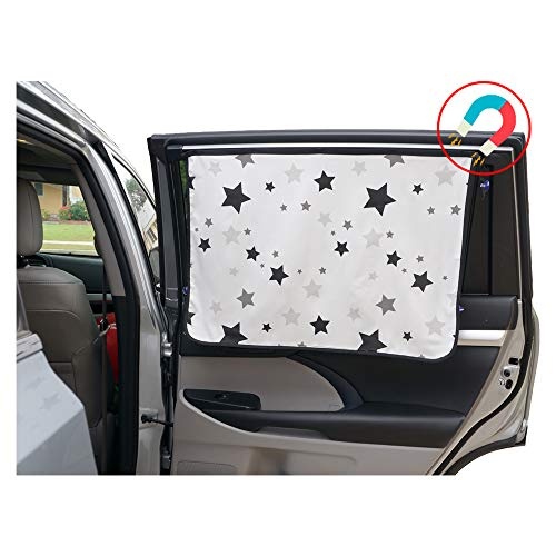 ggomaART Car Side Window Shade