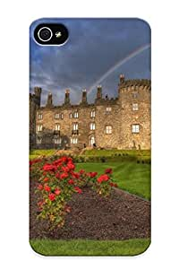 Podiumjiwrp VcFfjkK780ZQLLE Case Cover Iphone 4/4s Protective Case Kilkenny Castle ( Best Gift For Friends)