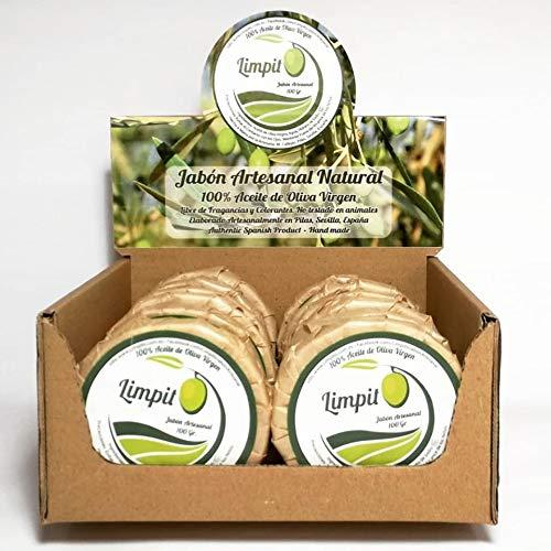 Jabones Artesanales Españoles, Hecho a Mano. Pack de 12 Jabones en Caja especial para Regalos.!: Amazon.es: Handmade