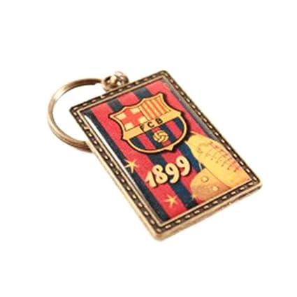 Llavero FC Barcelona marco 1899: Amazon.es: Bebé
