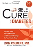 The New Bible Cure for Diabetes, Don Colbert, 1599797593