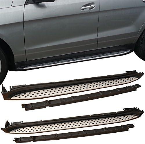 Spec-D Tuning SSBOE-X16407-NB Mercedes-Benz X164 GL-Class 320 450 Aluminum Running Boards Side Step Nerf Bars