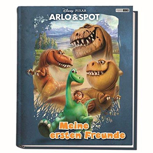 Arlo & Spot: Meine ersten Freunde