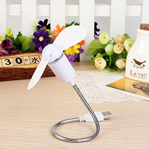 USB Fan JASSINS Mini Mobile USB Fan for Pc Laptop Notebook Netbook Tablet By JASSINS