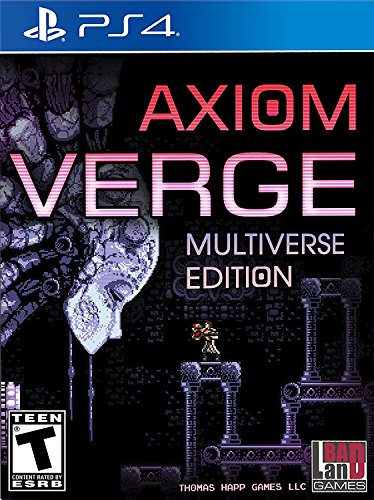 Axiom Verge Multiverse