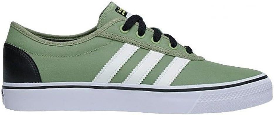 adidas - Zapatillas de Running para Hombre Verde Verde/Blanco: Amazon.es: Zapatos y complementos