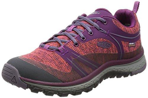 Women's Keen WP Purple Sage Terradora Dark Purple Hiking Shoes BdxqOZdwpf