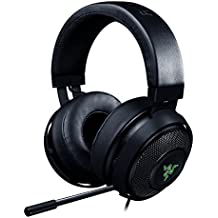 Razer Kraken 7.1 Chroma V2 - Surround Sound USB Connector, Noise Cancelling Over the Ear Gaming Headset With Retractable Digital Microphone RZ04-02060100-R3U1 (Certified Refurbished)