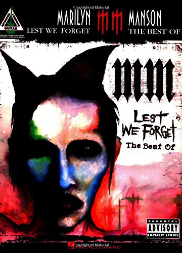 Marilyn Manson - Lest We Forget: The Best of (A Long Hard Road Out Of Hell)