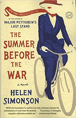 Image result for the summer before the war amazon