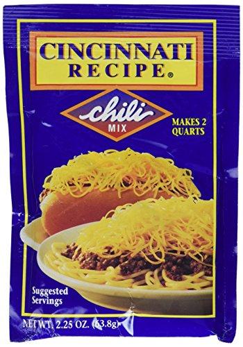 - Cincinnati Chili 2.25 Oz (63.8g)