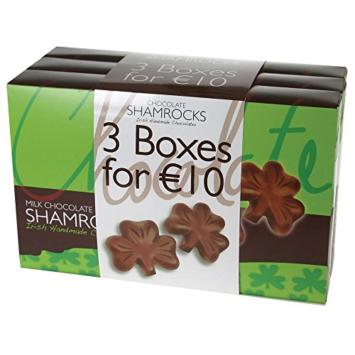 Milk Chocolate Shamrocks Triple Pack