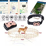 SupremeLife Pet Mini GPS Tracker, Waterproof, Dustproof, Shockproof, GPS+LBS Dual Mode Position, Pet Dog Cat Kids Collar ID Locator Tracking Loss Prevention