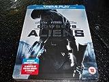 Cowboys & Aliens Blu-ray SteelBook (Triple Play: Blu-ray / DVD(R2) / Digital Copy)