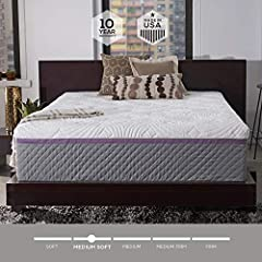 Deep sleep is especially precious to you. You want to curl up in bed and feel perfectly cradled in luxurious comfort. As a side Sleeper, you need a mattress that cushions the pressure on your shoulders, hips and knees, but also offers the gen...
