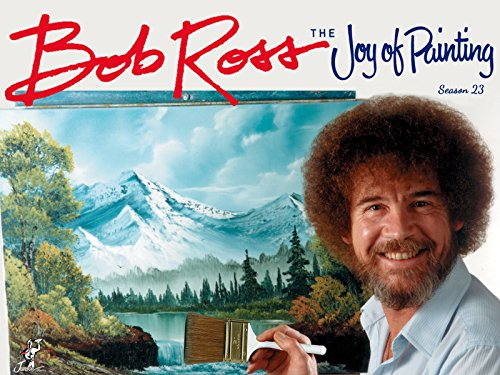 Bob Ross: The Joy of Painting Series
