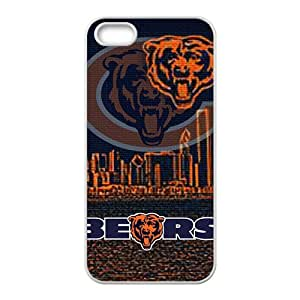 City Bears Fahionable And Popular Back Case Cover For Iphone 5s
