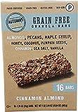 Autumns's Gold Grain Free Cinnamon Almond (16 Count/1.24 Ounce), 19.84 Ounce (2 Packs)