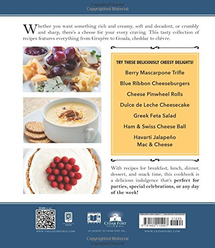 The Cheese Lovers Cookbook (Yes): Emily Chambers, Whitney Lindsley: 9781462115907: Amazon.com: Books